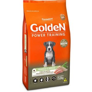 Golden Power Training Filhotes 15kg