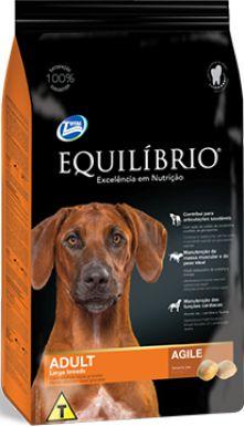 Equilíbrio Cães Adultos Porte Grande 15kg