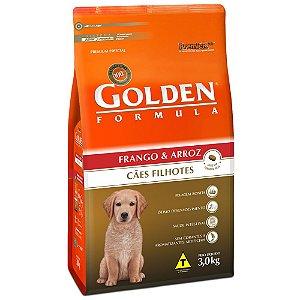 Golden Filhotes Frango e Arroz 15kg