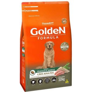 Golden Adultos Frango e Arroz 15kg