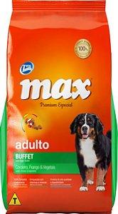 MAX BUFFET CÃES ADULTOS 15KG
