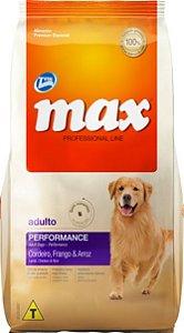 Max Performance Cães Adultos 15Kg