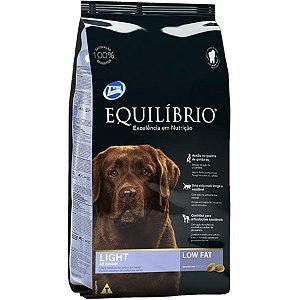 Equilíbrio Ligth Cães Adultos Porte Grande 15kg