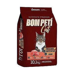 BOM PETÍ CAT CASTRADOS  SALMÃO 10KG