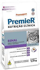PremieR Nutrição Clínica Gatos  Renal 1,5kg