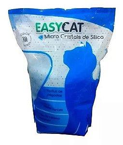 AREIA HIGIÊNICA MICRO SÍLICA EASY CAT 1,6KG