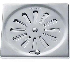 Ralo Rotativo Quadrado Franke em Aço Inox 10cm - 08011