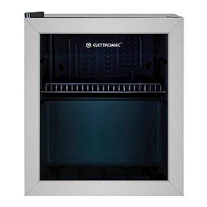 Frigobar Elettromec Inox 46 Litros FB-FS-46-XV