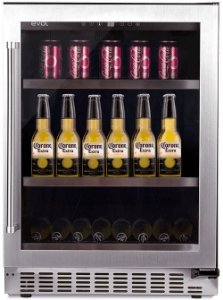 Cervejeira Frost Free 135 Litros EVOL - 220v - Porta Direita- JC-145C
