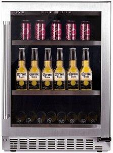 Cervejeira Frost Free 135 Litros EVOL - 220v - Porta Esquerda- JC-145C