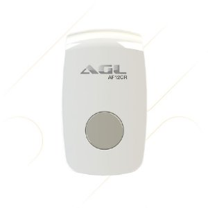 Acionador Eletrônico Botão E Controle De Fechadura 12v - Agl