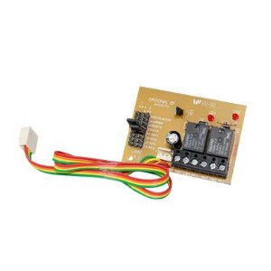 Módulo Temporizador 8 Funções 2 Canais S/ Caixa - Garen