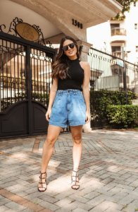 Shorts Julia - Média