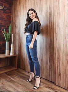 Calça Skinny Joanna - Escura