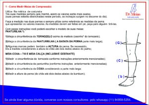 Meias JOBST® Ultrasheer 30-40 mmHg Panturrilha Natural
