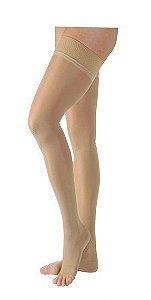 Meias JOBST® Ultrasheer 15-20 mmHg Meia Coxa Natural
