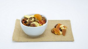 Mix Frutas Desidratadas - 100g