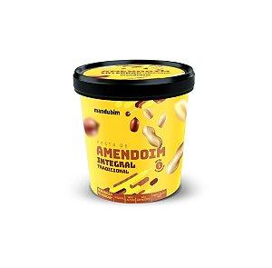 Pasta De Amendoim Cremosa - 450g Mandubim