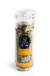 Moedor Mix Italiano 70g - Br Spices