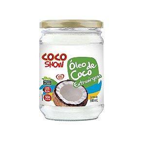 Óleo de Coco Extravirgem Coco Show - 500ml
