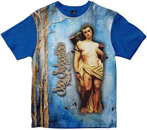 Camiseta São Sebastião Rainha do Brasil