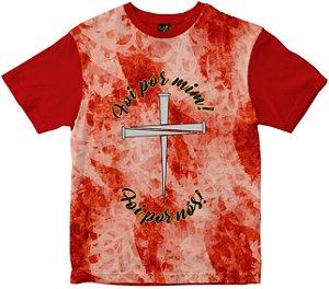 Camiseta - Foi por mim foi por nós