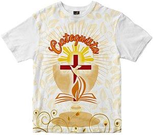 Camiseta Catequista Rainha do Brasil