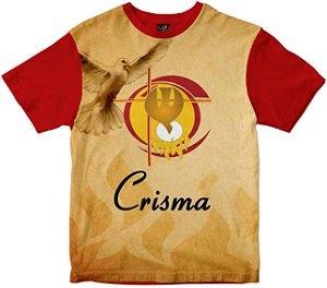 Camiseta Crisma Rainha do Brasil