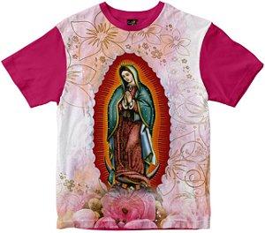 Camiseta Nossa Senhora de Guadalupe Rainha do Brasil