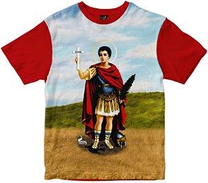 Camiseta Santo Expedito Rainha do Brasil