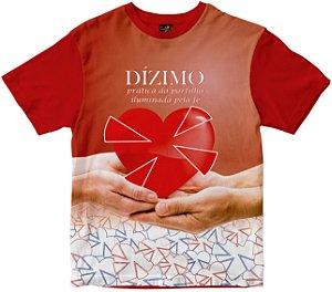 Camiseta Pastoral do Dízimo Rainha do Brasil