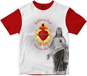 Camiseta Apostolado da Oração Rainha do Brasil