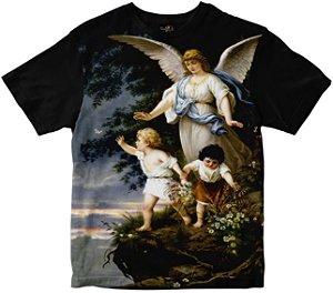 Camiseta Anjo da Guarda Rainha do Brasil