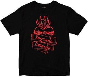 Camiseta - Sagrado Coração
