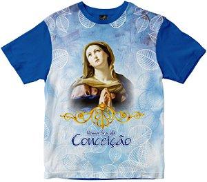 Camiseta Nossa Senha da Conceição Rainha do Brasil