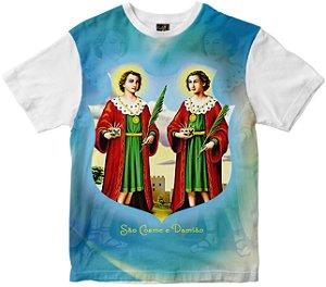 Camiseta São Cosme e Damião Rainha do Brasil