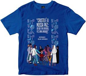 Camiseta Campanha da Fraternidade 2021 Rainha do Brasil
