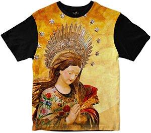 Camiseta Nossa Senhora da Conceição Rainha do Brasil