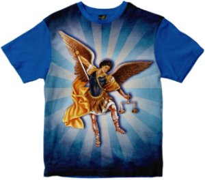 Camiseta São Miguel Rainha do Brasil