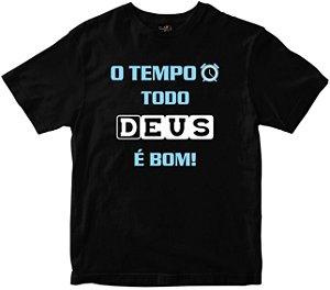 Camiseta O tempo Todo Rainha do Brasil