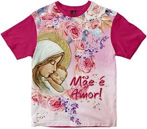 Camiseta Dia das Mães Rainha do Brasil
