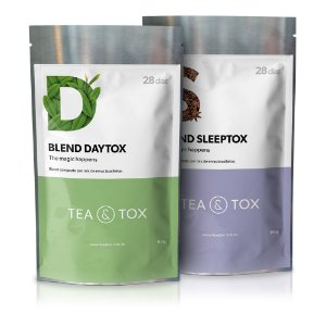 Programa de Chás Detox - 28 Dias