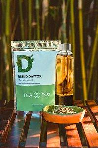Chá DAYTOX + Garrafa com Infusor de Chá