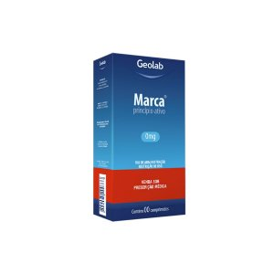 Besilapin 5mg da Geolab – Caixa com 30 Comprimidos