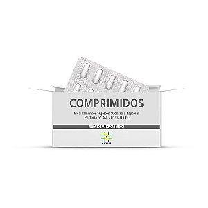 Mirtazapina 30mg da Pharlab – Caixa com 30 comprimidos Orodispersíveis