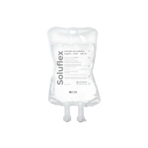 Água para Injeção Soluflex da Halex Istar - Quantidades Variadas
