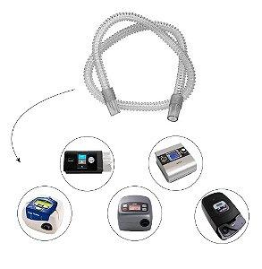 Mangueira (Traqueia) para Cpap/ Bipap/ Vpap com Compatibilidade Universal da VentCare - Unidade