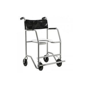 Cadeira de Banho/ Higiênica Big, até 130kg da Jaguaribe - Unidade