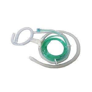 Circuito de Ramo Único com Válvula Ativa com Dreno em PVC