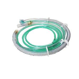 Circuito de Ramo Único com Válvula Ativa em PVC